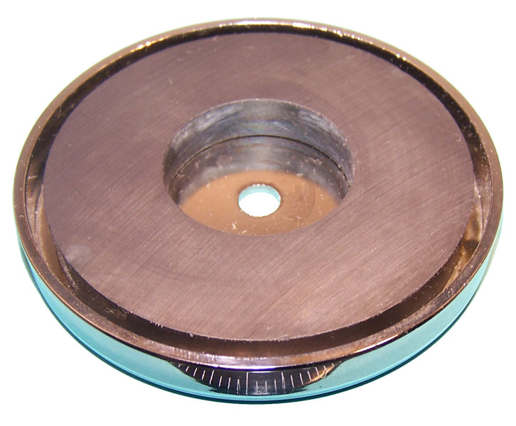 Ceramic Magnet Round Base Sp 0017 Magnet Kingdom