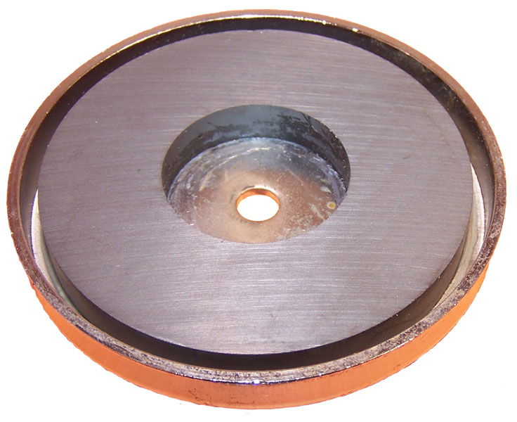 Ceramic Magnet Round Base Sp 0175 Magnet Kingdom